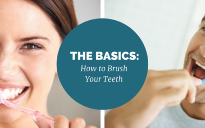 The Basics: How to Brush Your Teeth