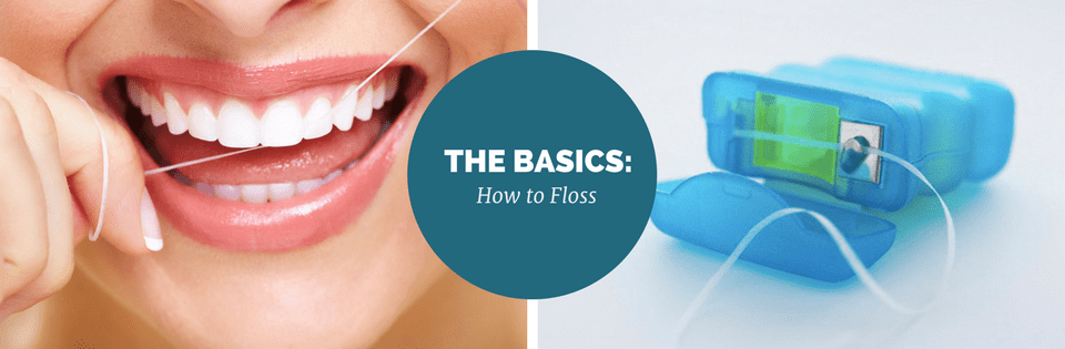 The Basics: How to Floss Your Teeth