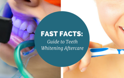 Guide to Teeth Whitening Aftercare