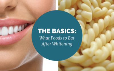 Learn What Foods to Eat After Teeth Whitening
